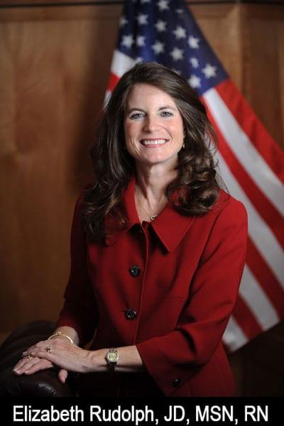 Elizabeth Rudolph, JD, MSN, RN